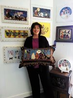 Connie's Corner at Nashville Needleworks