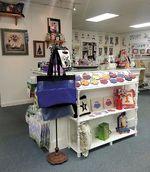 Counter at Nashville Needlworks